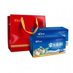 望松原味、辣味、黑胡椒味蜜茶海蛎 50g 盒装