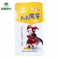 耕商食代天天魔芋美味休闲零食爽口魔芋丝(五香味) 18g*50 盒