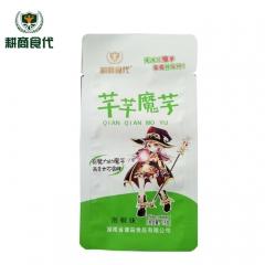 耕商食代芊芊魔芋美味休闲零食爽口素毛肚丝(泡椒味) 18g*50 盒