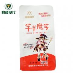 耕商食代芊芊魔芋美味休闲零食爽口素毛肚丝(香辣味) 18g*50 盒