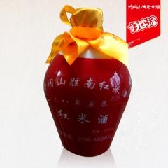 归你洽井冈山特产10°清爽型红米酒460ml*6瓶