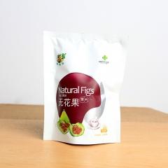 哈农宝绿色绵阳特产无花果茶片 50g*2袋 袋