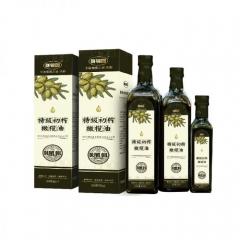 陇锦园庄园级特级初榨橄榄油 500ml 盒