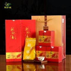 颐乡缘金骏眉烟条一级礼盒装工夫红茶茶叶 300g 盒