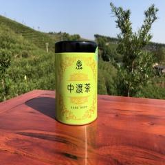 大乐岭 有机中渡茶 100g 盒装