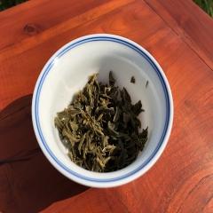 大乐岭 有机黄茶100g 100g 盒装