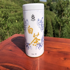 大乐岭 有机白茶 65g 盒装