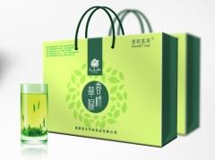 大乐岭 有机香桥翠绿茶 180g 盒装