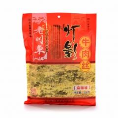 老川东麻辣牛肉丝 300g 袋