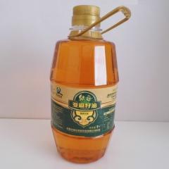 伊特食品绿色绿云伊特亚麻籽油 1L 桶