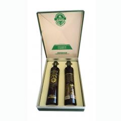 伊特食品绿色绿云伊特亚麻籽油 500ml*2瓶 盒