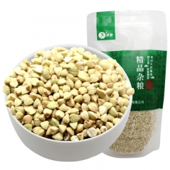 钜富荞麦米东北优质荞麦甜荞麦荞麦仁五谷杂粮粗粮 435g*3 袋装