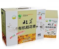 北显有机稻花香大米 6*1KG 盒装