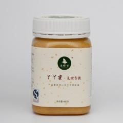 滋蜂堂丫丫蜜(女童专供结晶蜜) 480g 瓶
