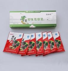 荣福堂黄山野生葛根茶绿色小盒3g*10袋 3g*10 袋装