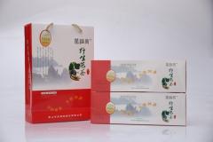 荣福堂黄山野生葛根茶红色礼盒装120g*2条 120g*2 条装