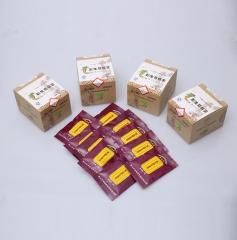 荣福堂黄山野生葛根茶咖啡色小盒3g*10袋 3g*10 袋装