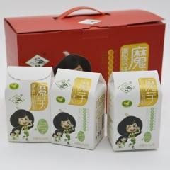 明珠魔芋膳食纤维粉礼盒40克*8 40克*8 提