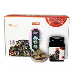 水姑娘姜糖膏暖宫助孕祛湿寒改善睡眠和气色 300g*2 盒装