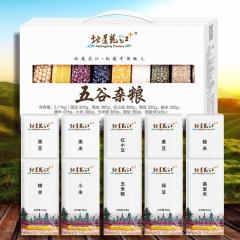 地道龙江五谷杂粮 3.71KG 盒装