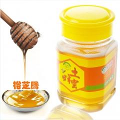 裕芝腾纯正天然土蜂蜜 250g 瓶装