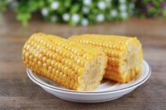 皇金一号非转基因绿色无污染即食超甜水果玉米棒 230g*8 袋装