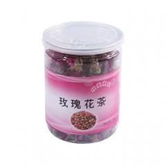 玫美康乐玫瑰花茶 80g 罐装