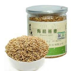 农道有机燕麦 600g*2 罐装
