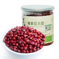 农道有机红小豆 600g*2 罐