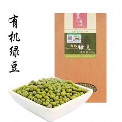 农道有机绿豆 520g*2 袋装