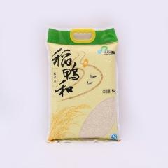 稻鸭和无公害软香大米 5KG 袋装