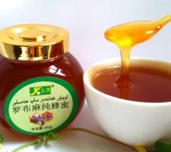 三源罗布麻纯蜂蜜 250g 瓶装