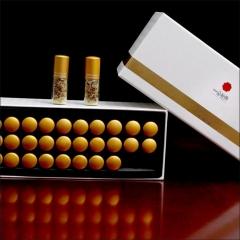 生态原产地寸金寸香花蕊茶(30支) 732g 盒装