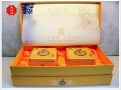 一朵牡丹 生态原产地黄袍加身金玉玺(16朵) 1550g 盒装
