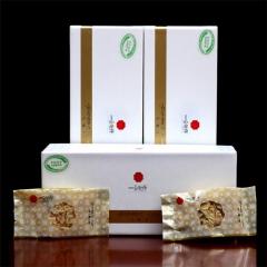 一朵牡丹 生态原产地千片雪花瓣茶 200g 盒装