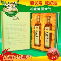 康寿梦山茶油 1L 瓶装