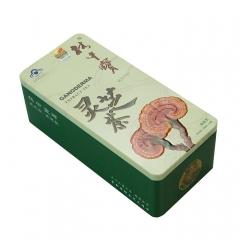 灵芝茶铁盒 1克*33袋 盒