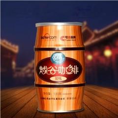 越谷原味咖啡罐装 130g 罐装