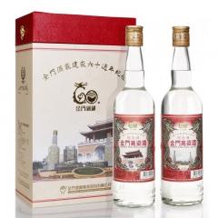 53度金门酒厂建厂60周年纪念酒 0.6L 瓶装