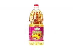 绿香远葵花油 2.5L 桶装