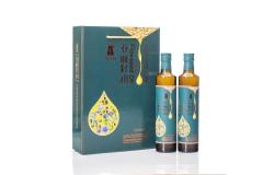 绿香远亚麻籽油 500ML*2 盒装