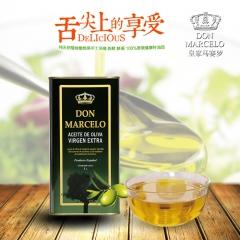 马赛罗特级初榨橄榄油 1L 瓶装