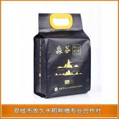 政久淼谷天然食品黄小米天然优质小米真空手提袋 2.5kg 袋装
