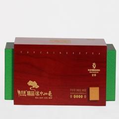 大汉茶有机皇家典藏-精品汉中仙毫明前高山有机茶独芽清香耐泡 360g 盒装