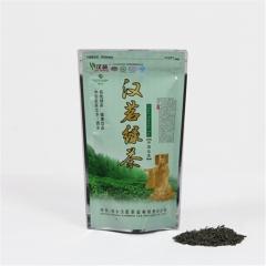 大汉茶 有机二级汉中炒青 一芽两叶汤青叶绿100g/袋 100g 袋装
