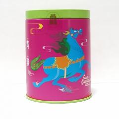 大汉茶 有机青骓一级仙毫 明前一芽二叶、汤色清澈、口感鲜醇 25g 罐装