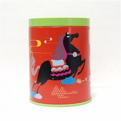 大汉茶 有机白蹄乌特级红茶 红汤红叶 25g 罐装