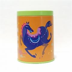 大汉茶 有机飒露紫一级红茶 红汤红叶 25g 罐装
