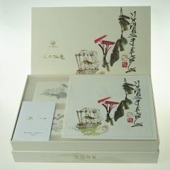 大汉茶 有机艺术家尚品仙毫明前一芽一叶(特级) 256g 盒装