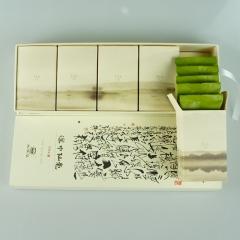 大汉茶 有机艺术家精品仙毫 明前高山有机茶独芽清香耐泡 100g 条装